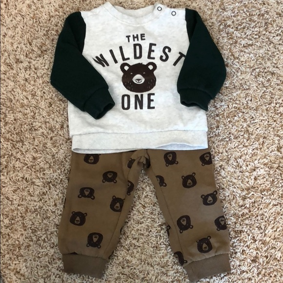 28e408bff3eb Carter's Matching Sets | Carters The Wildest One Set | Poshmark